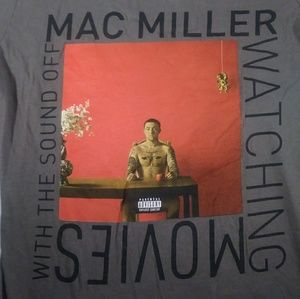Mac miller 2013 space migration tour shirt small s